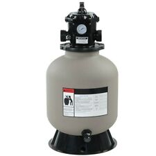 """New 16"""" Swimming Pool Sand Filter Above Inground Pond Fit 0.35-0.75HP Pump`"""