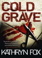 Cold Grave (Anya Crichton),Kathryn Fox