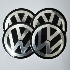 90mm Wheel Center Hub Cap Decal Emblem Logo for VW Jetta Golf MK4 Bettle Passat