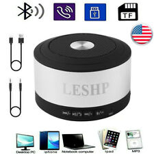 Bluetooth Speaker Wireless Waterproof Outdoor Stereo Bass USB/TF/FM Radio Mini +
