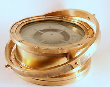 Amazing Vintage F Fuselli Genoa Compass Mod 679 93012