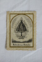 Kloster Andechs, Andachtsbild Heiligenbild Marienbild Santino, Holy Card,um 1900