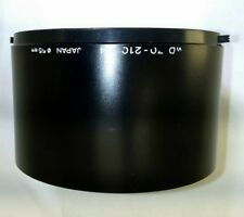 Minolta Metal Lens Hood for MD 70-210mm f4 manual focus 55mm Genuine