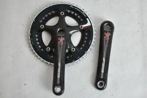 FSA SL-K isis carbon crankset !! 175mm ! 52-39t !
