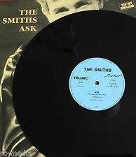"THE SMITHS - Ask - Rare German BLACK Vinyl 12"" + Different Picture Sleeve to UK"