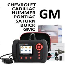 GM CHEVROLET CADILLAC Diagnostic Scanner Tool Code Reader VIDENT iLink400 SRS