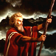 "Film Super 8: Les dix Commandements ""The Ten Commandments"""