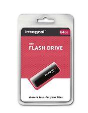 PENDRIVE USB 3.0 64GB CHIAVETTA PENNA CHIAVE FLASH INTEGRAL CORRIERE ESPRESSO