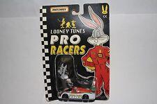 MATCHBOX LOONEY TUNES PRO RACERS #7 BUGS BUNNY