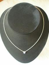 White Gold Pear Fine Diamond Necklaces & Pendants