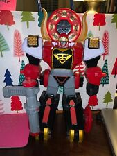 "Power Rangers Samurai : DELUXE BULL MEGAZORD 11"" in Size Near  Mint"
