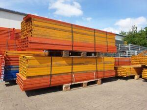 Stahlträger Kastenprofil Baustahl Stahlbau Eisen 2.590 mm Kastenprofile Thyssen