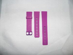Genuine Fitbit Versa Lite Strap Both Sizes - Mulberry - RF5292