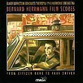 Elmer Bernstein - Bernard Herrmann Film Scores (From Citizen Kane to Taxi Driver