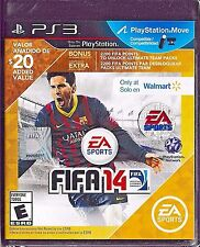 FIFA 14(Sony PlayStation 3, 2013)    *Factory Sealed*