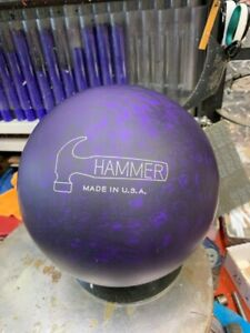 Hammer Purple Urethane - 14lb NEW IN BOX - Modern Classic