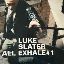 """LUKE SLATER - All Exhale #1 EP (12""""0) (F-G/VG+)"""