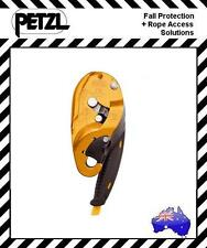 Petzl ID I'D S Descender Self Breaking Belay Device