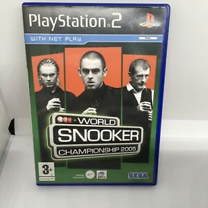 World Snooker Championship 2005 (Sony PlayStation 2, 2005)