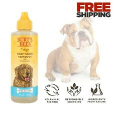 Burt's Bees for Dogs Tear Stain Remover Chamomile 99.9 Natural 4 Fl. Oz 118 Ml