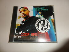 Cd   Jazzy Jeff & The Fresh Prince  – Code Red