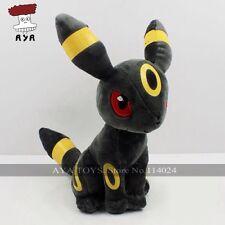 "Pokemon Plushy Plush Umbreon Sitting toy 7"" UK Seller Soft Toy Teddy"