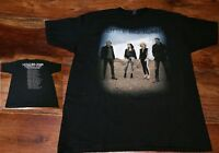 Little Big Town 2013 Tornado Tour Concert T-Shirt Men's Large country music tee