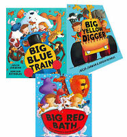 Julia Jarman Humour Collection Ages 4-8 3 Books set Paperback English