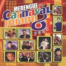 Merengue En El Carnaval Miami 2002, Various Artists, Very Good