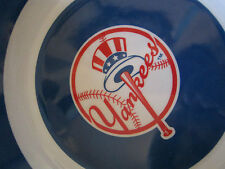 *YANKEES* NY BASEBALL RED WHITE AND BLUE PARTY CHIP BOWL
