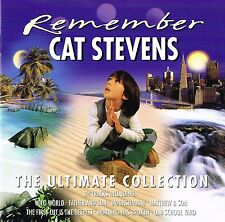 CD-Cat Stevens-The Ultimate Collection-lady d'arbanville, Morning Has Broken
