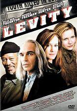 Levity DVD, Billoah Greene, Catherine Colvey, Dorian Harewood, Luke Robertson, G