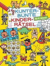 Rätsel Kinder In Spiel Mitmachbücher Günstig Kaufen Ebay