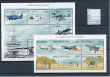 D140188 Uganda 2 Values of S/S's MH Aircrafts
