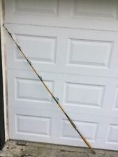 Vintage Grizzly Fenwick Big Game Fishing Rod - Tuna Roller Guides