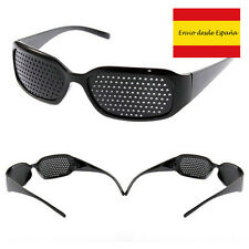 Brille mit löcher für zu verbessern la vision