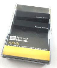 Seymour Duncan APJ-2 Lightnin' Rods Active P/J Bass Pickup Set 11406-06