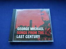 GEORGE MICHAEL Songs From The Last Century CD