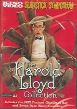 Harold Lloyd Collection 0738329036720 DVD Region 1 P H