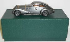 Lansdowne LDM105B - 1939 Bentley Embiricos '1949 Le Mans No:6'  1:43 White Metal
