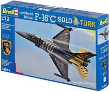 Revell Lockheed Martin F-16 C Solo Turk 1:72 Scale. Level 4 #04844