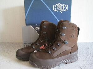 HAIX Boots Desert Combat High Liability Male UK 9 Gr.43