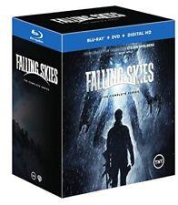Falling Skies TV Series Complete Seasons 1-5 (1 2 3 4 5) BRAND NEW BLU-RAY SET