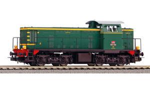 PIKO Expert 52440 DCC D141 1019 Green Headbands Yellow, Frame & Handrails Cub FS