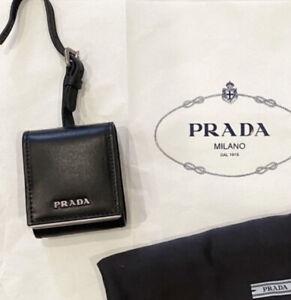 Authentic Prada Mini Bag Trick Black Leather