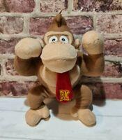 Mario Soft Toy Plush Teddy Donkey Kong Official Nintendo