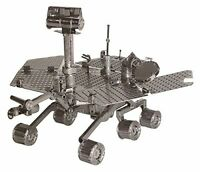 Tenyo Metallic Nano Mars Rover Curiosity Model Kit NEW from Japan