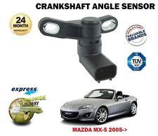 FOR MAZDA MX5 NC 1.8 2.0 L8 LF 2005-> NEW CRANKSHAFT ANGLE SENSOR L3KP-18-221A