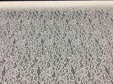 Hardy'sTextile92%Nylon8%Spandex LaceFabric DIY DressSkirt BridalwearTop(2-89017)