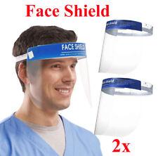 2 PCS Anti-fog Splash proof Face Empty Top Cap Full Face Protective shield Hat